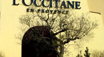 L'Occitaine, Manosque, Luberon Provence