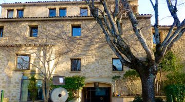 Le Moulin, Lourmarin, Luberon, Provence, France
