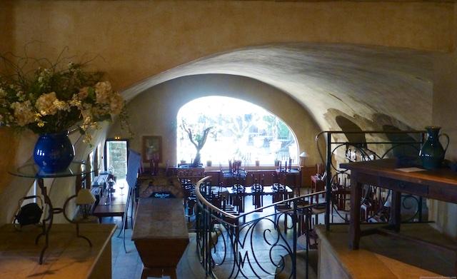 Inside Le Moulin de Lourmarin, Lourmarin, Luberon, Provence, France