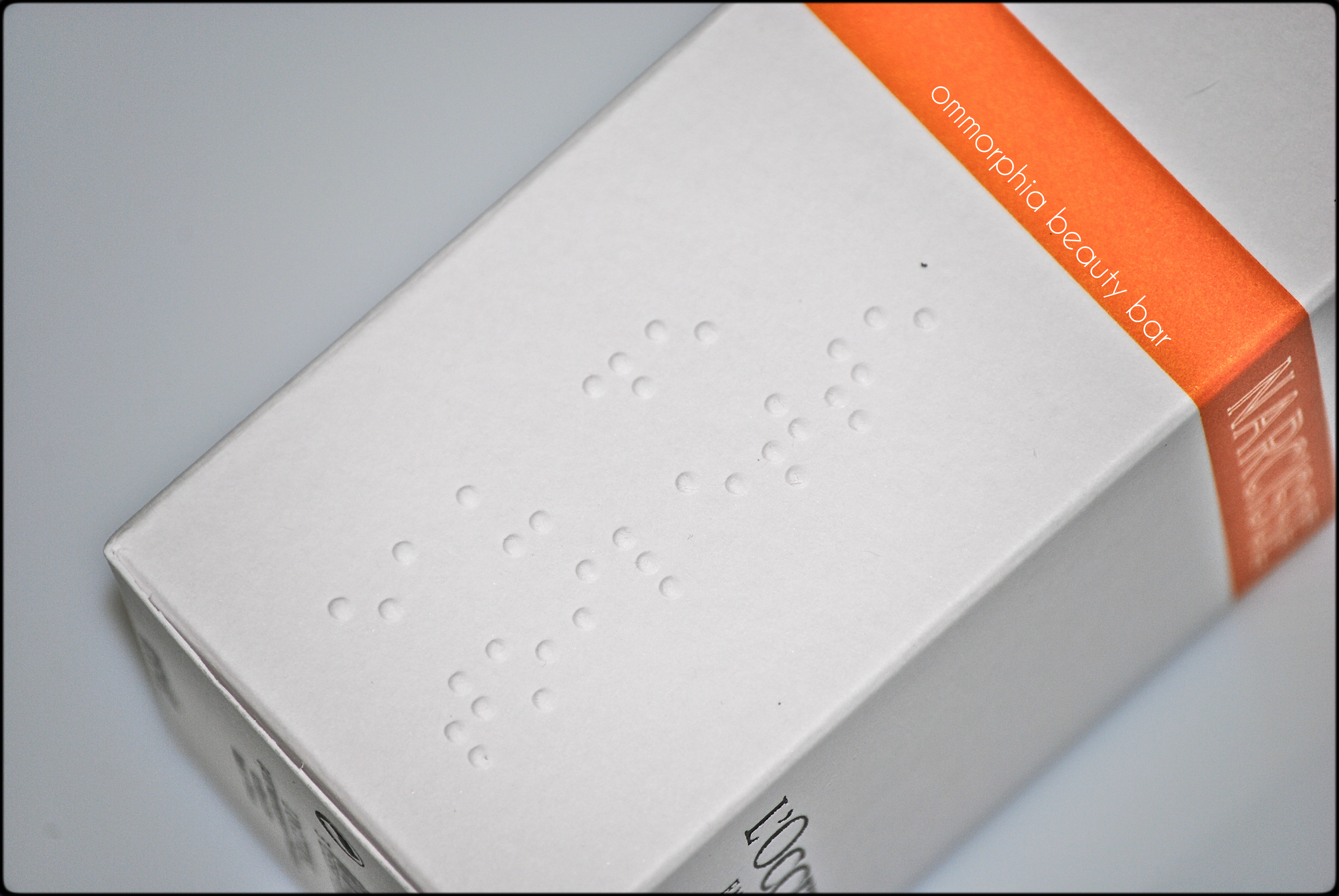 Braille on L'Occitane Products