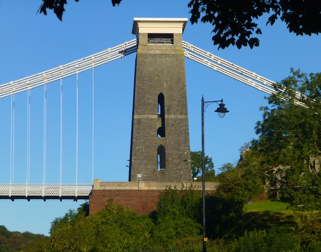 Isambard's Kingdom Brunel's Clifton Suspension Bridge