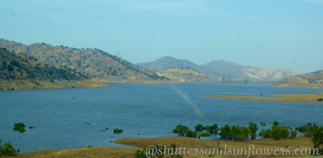 Lake Kaweah, Sequoia by National Park