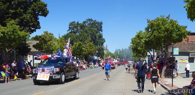 Danville, California 4th of July Parade