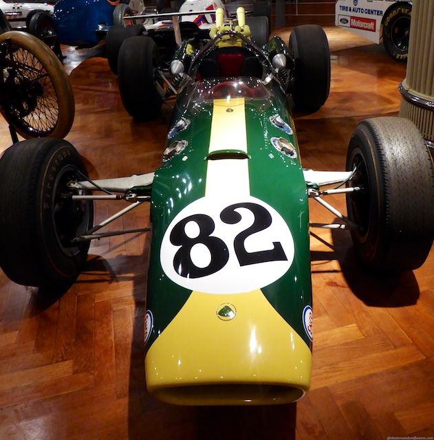 1965 Ford Lotus Indy winner
