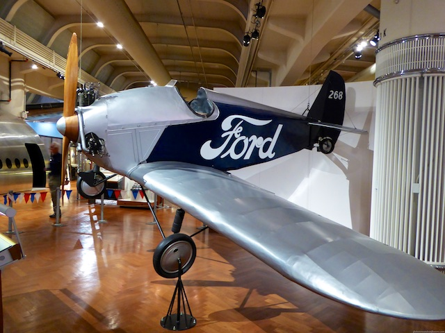 1926 Ford Flivver airplane