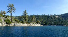 Fannette Island, Emerald Bay, Lake Tahoe