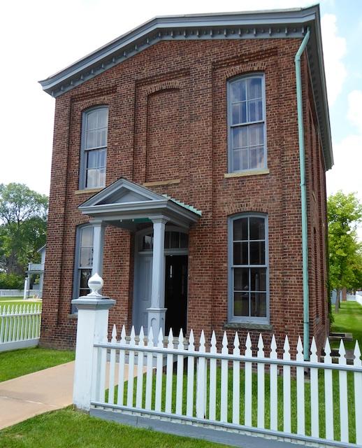 Thomas Edison's offices
