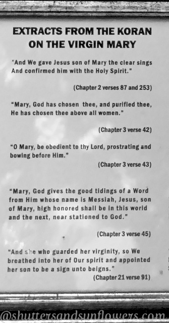 References to the Virgin Mary ( Meryam) in the Koran