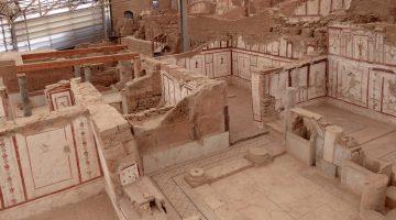 Terrace Houses of Ephesus, Turkey
