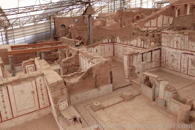 Terrace houses of Ephesus