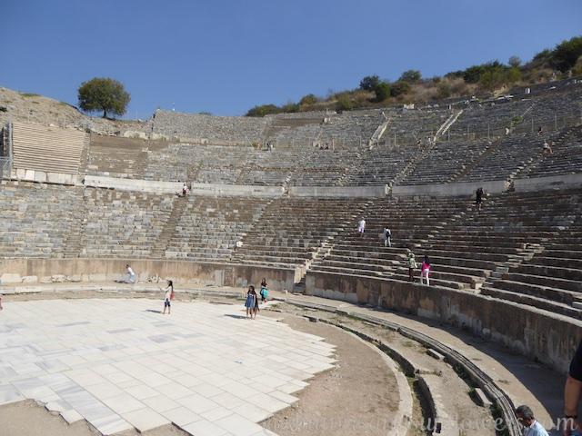 The Great Theatre of Ephesus, Turkey