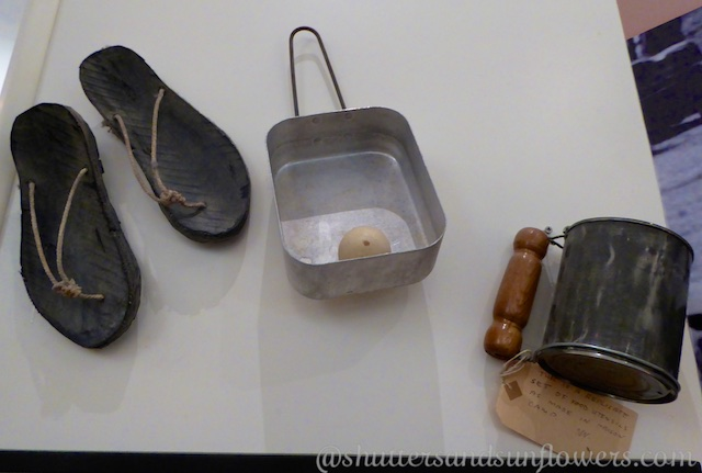 Changi Gaol, Singapore, World War II artifacts