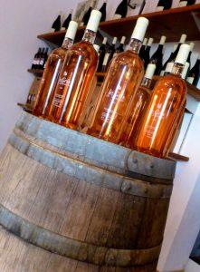 Rose wine Domaine Aquaduc d'Uzès