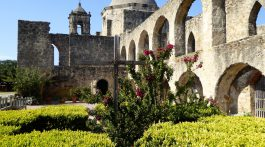 Mission San Jose, San Antonio, Texas