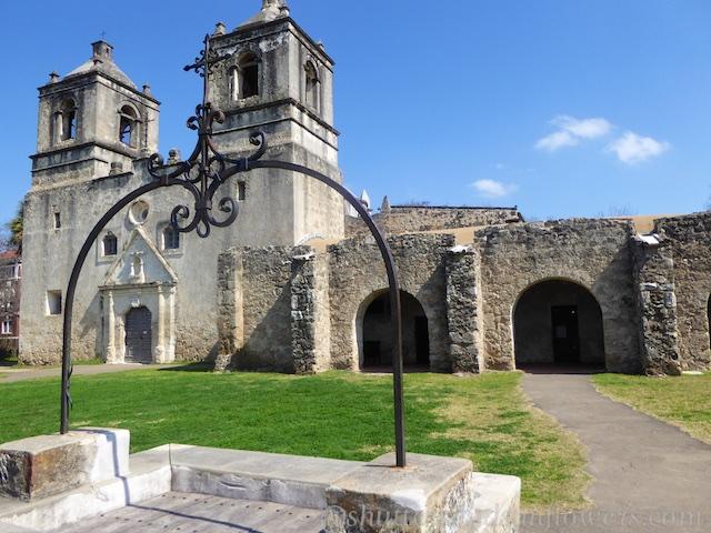 Mission Concepcion, San Antonio,Texas