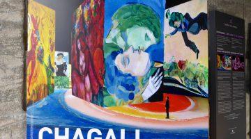 Carrières de Lumières 2016, Chagall