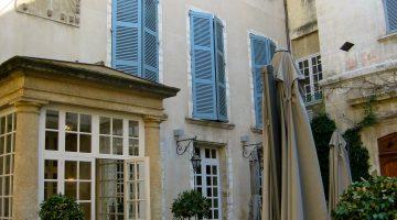 Hotel D'Europe, Avignon, Provence, France
