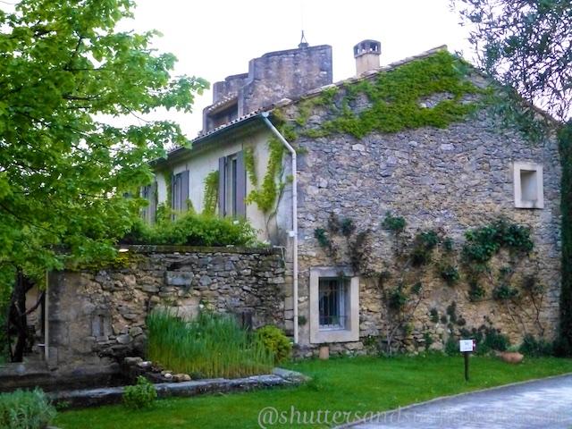 Bistro at Auberge de la Feniere,