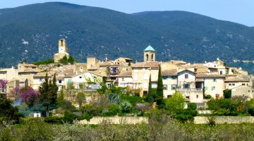 Lourmarin a special place in the Luberon Provence