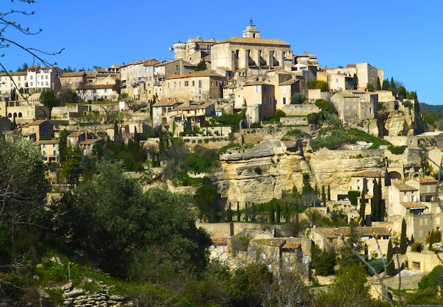 Gordes, Luberon Valley, Vaucluse, Provence, France