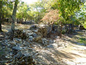 Borie Villahe near Bonnieux, Luberon, Vaucluse, Provence
