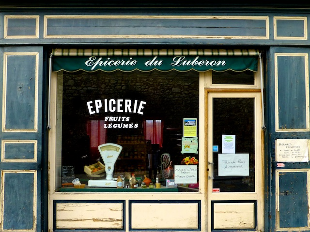 Epicerie du Luberon, Menerbes