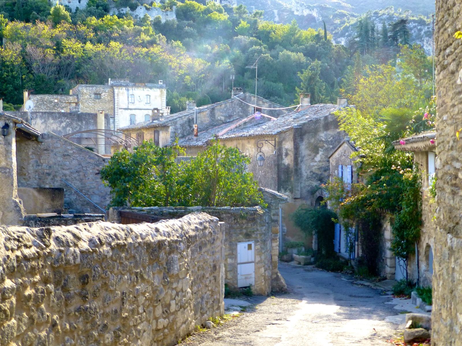 Oppède-le-Vieux, Luberon, Vaucluse, Provence, France
