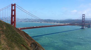 Golden Gate Bridge, San Francisco, Northern California