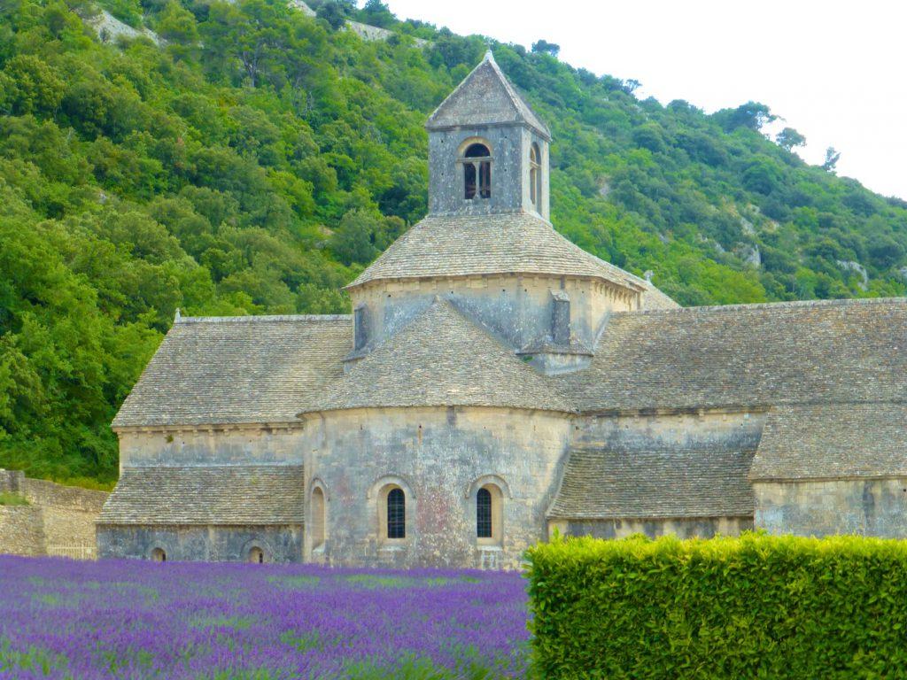 l'Abbaye Notre-Dame de Sénanque, abbey tower