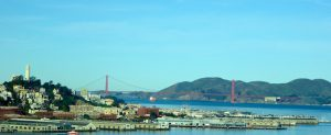 San Franciso, Northern California