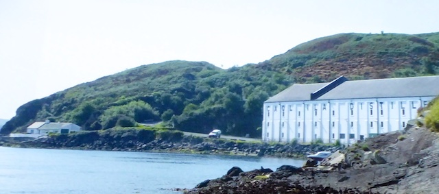 Caol Ila Distillery, Islay, Scotland