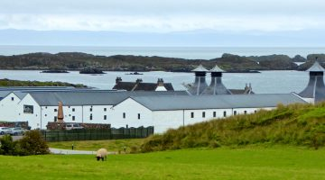 Island of Islay, Scotland