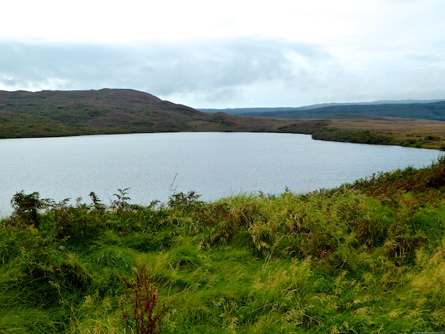 Loch on Islay, Scotland