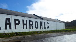 The Laphroaig Distillery, Islay Scotland