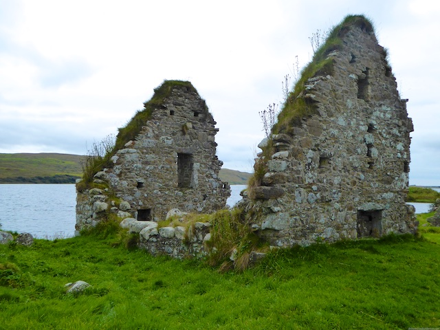 The Great Hall, Finlaggan, Islay, Scotland