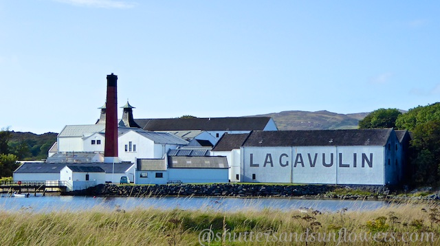 Lagavulin Distillery, Islay, Scotland