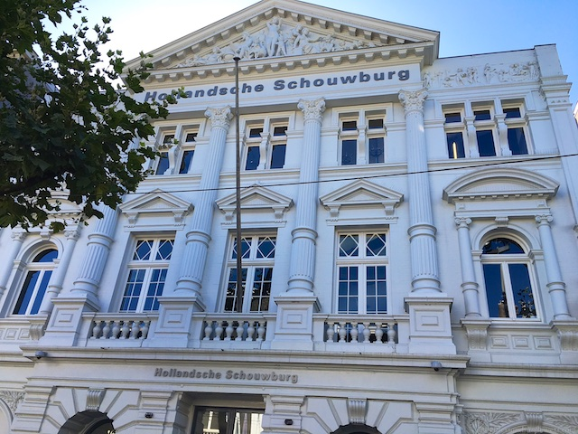 Hollandsche Schouwburg, Amsterdam, the Netherlands