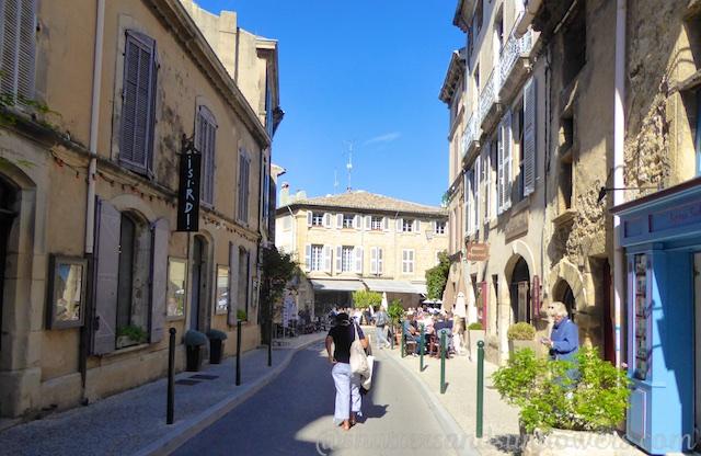Streets of Lourmarin