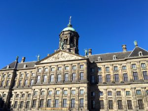The Royal Palace, Amsterdam, The Netherlands