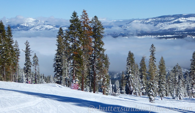 Lake Tahoe, California, Skiing, Northstar PDF Travel Guide