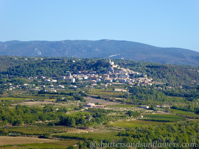 The Luberon, Provence, France