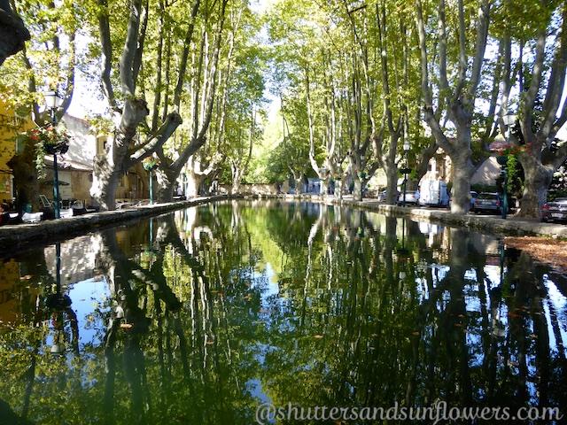 Cucuron, Luberon, Provence, France,