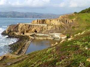 Ruins of the Sutro Baths, San Francisco