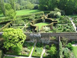 Vita Sackville-West's gardens at Sissinghurst