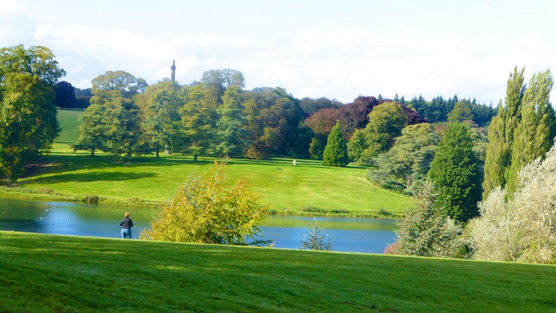 Gardens of England at Blenheim