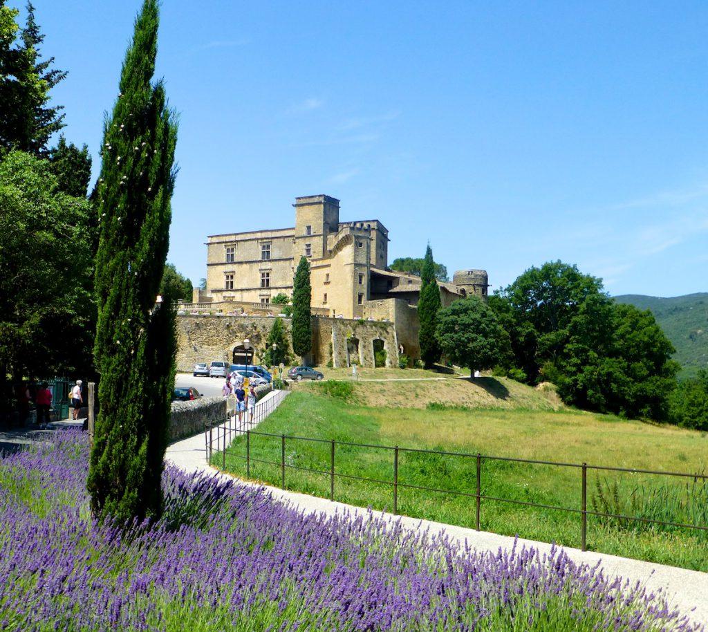 Plan a stay in Lourmarin visit the Lourmarin Chateau in Lourmarin