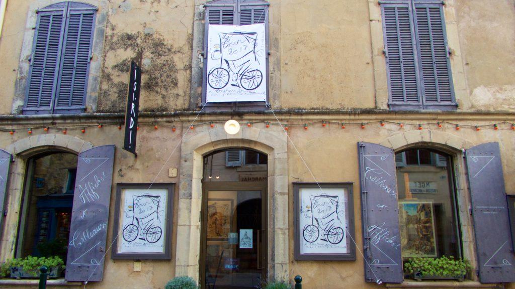 Isirdi Art Gallery Tour de France 2017