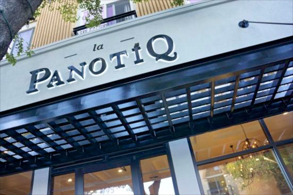 La Panotiq Cafe San Francisco