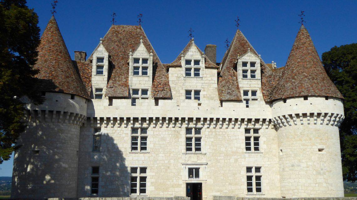 Chateau of Monbazillac, near Bergerac, Perigord, France