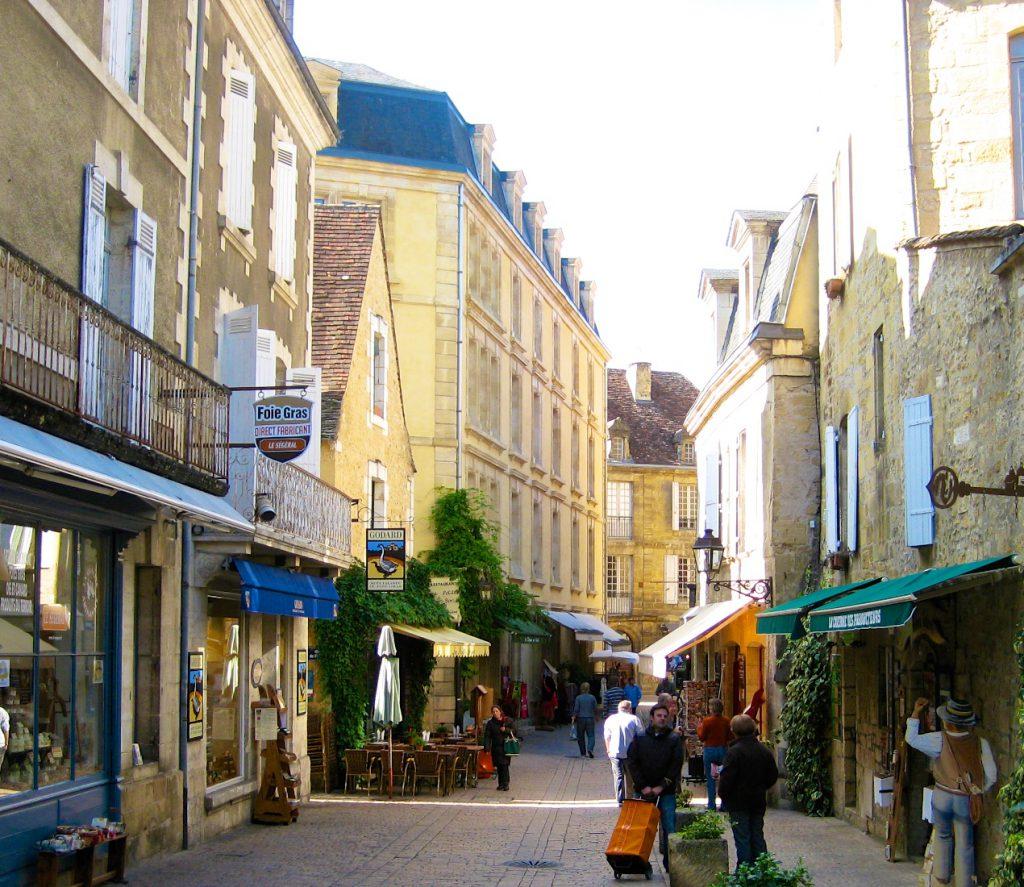 Sarlat, Dordogne, Fance